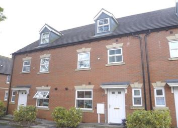Thumbnail 4 bedroom terraced house for sale in Woodland Close, Watnall, Nottingham
