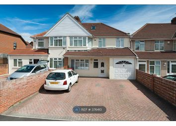 Thumbnail 5 bed terraced house to rent in Mildenhall Road, Slough