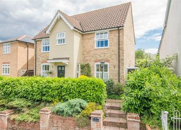 Thumbnail 4 bed detached house for sale in School Road, Sible Hedingham, Halstead