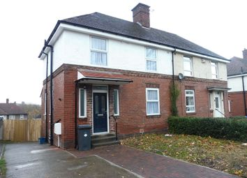 Thumbnail 3 bed semi-detached house for sale in Hartley Brook Road, Shiregreen, Sheffield