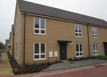 Thumbnail 3 bed semi-detached house to rent in Ogden Gardens, Wisbech