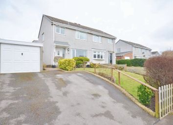 Thumbnail 3 bed semi-detached house for sale in Springfield Avenue, Whitehaven