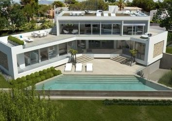 Thumbnail 4 bed villa for sale in Port Adriano, El Toro, Balearic Islands, Spain