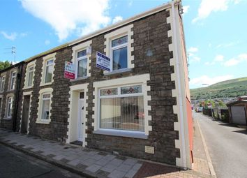 Thumbnail 3 bed terraced house for sale in Cross Street, Porth