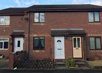 Thumbnail 2 bedroom terraced house for sale in Regent Gardens, Hereford