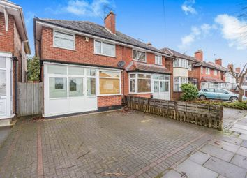 Thumbnail 3 bed semi-detached house for sale in Bosworth Road, Birmingham