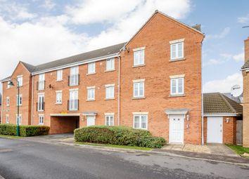 Thumbnail 3 bedroom flat for sale in Black Swan Crescent, Peterborough, Peterborough