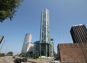 Thumbnail 2 bed flat for sale in West Tower, Brook Street, City Centre