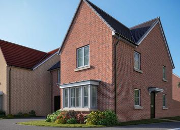 "Thumbnail 4 bed detached house for sale in ""The Grassington"" at Poppy Drive, Sowerby, Thirsk"