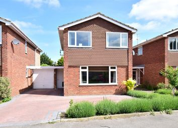 Thumbnail 3 bed detached house for sale in Chaplin Drive, Headcorn, Kent
