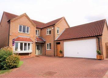 4 Bedrooms Detached house for sale in Bakersfield, Wrawby, Brigg DN20