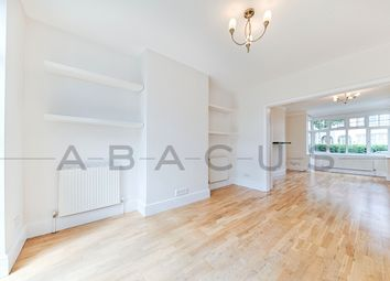 Thumbnail 3 bed terraced house to rent in Hanover Road, Kensal Rise
