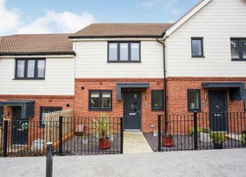 2 bed terraced house for sale in Fosters Copse, Bursledon, Southampton SO31