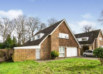 Thumbnail 4 bed detached house for sale in Mill View Gardens, Shirley, Croydon, Surrey