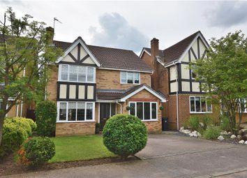 Thumbnail 4 bedroom detached house for sale in Leigh Drive, Elsenham, Bishop's Stortford