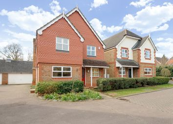Thumbnail 4 bedroom detached house for sale in Druce Wood, North Ascot