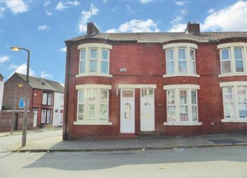 Thumbnail 2 bedroom end terrace house for sale in Wheatland Lane, Wallasey, Merseyside