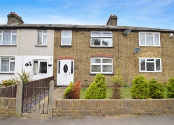 Thumbnail 3 bedroom terraced house for sale in Sweyne Road, Swanscombe, Kent