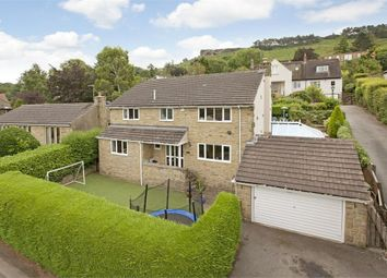 Thumbnail 4 bed detached house for sale in 44 Ben Rhydding Road, Ilkley, West Yorkshire