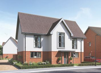"Thumbnail 4 bed property for sale in ""Torino"" at William Morris Way, Tadpole Garden Village, Swindon"