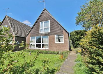 Thumbnail 3 bed detached house for sale in Moores Close, Debenham, Stowmarket