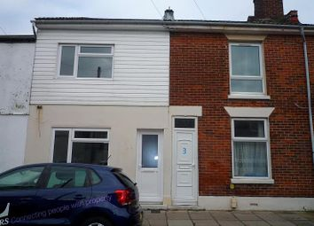 Thumbnail 3 bedroom terraced house to rent in Winchester Road, Buckland, Portsmouth