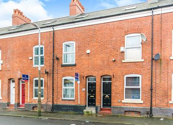 Thumbnail 3 bed terraced house for sale in Highfield Road, Salford