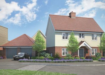 Thumbnail 3 bed detached house for sale in The Goldcrest, Beauliey, Regiment Gate, Regiment Way, Chelmsford, Essex