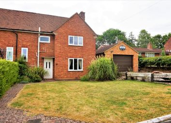 Thumbnail 3 bedroom semi-detached house for sale in The Green, Basingstoke