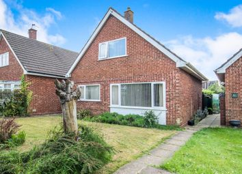 Thumbnail 3 bed detached house for sale in South Gage Close, Sprowston, Norwich