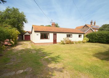 Thumbnail 2 bed detached bungalow for sale in Blythburgh Road, Westleton, Saxmundham