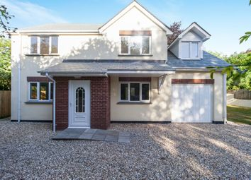 Thumbnail 3 bed detached house for sale in Washford, Watchet