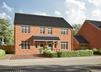 3 bed semi-detached house for sale in The Moreton, Fieldfare Way, Sandbach, Cheshire CW11