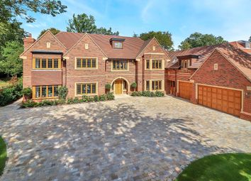 Thumbnail 6 bed detached house for sale in Gregories Road, Beaconsfield, Bucks