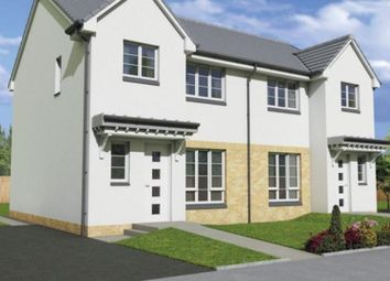 Thumbnail 3 bed semi-detached house for sale in The Carrick Stirling Road, Kilsyth, Glasgow
