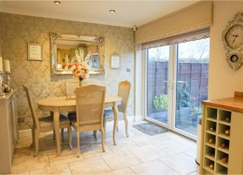 Thumbnail 3 bed semi-detached house for sale in Lambourne Close, Walsall