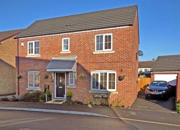 Thumbnail 3 bedroom detached house for sale in Dorney Place, Cannock, Staffordshire