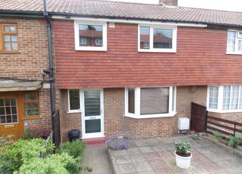 Thumbnail 3 bed terraced house for sale in Pickwick Crescent, Rochester