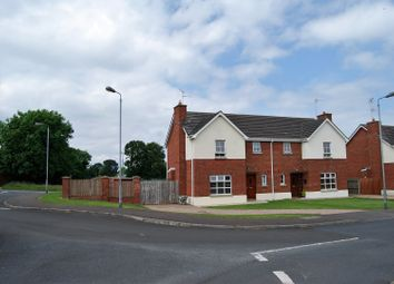 Thumbnail 3 bed semi-detached house for sale in Moyraverty Meadows, Craigavon