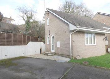 Thumbnail 1 bed semi-detached house for sale in Liskeard, Cornwall, Uk