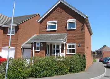 Thumbnail 3 bed detached house to rent in Windsor Drive, Westbury, Wiltshire