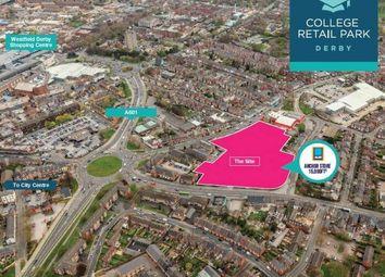 Thumbnail Retail premises to let in Unit 5, College Retail Park, Burton Road, Derby