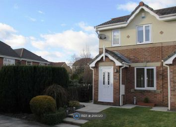 Thumbnail 2 bed semi-detached house to rent in Minster Park, Preston