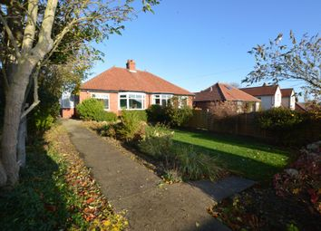 Thumbnail 2 bed semi-detached bungalow for sale in Briardene Avenue, Scarborough