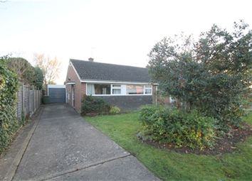 Thumbnail 2 bed bungalow to rent in Blenheim Drive, Bredon, Tewkesbury, Gloucestershire