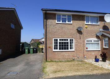 Thumbnail 2 bed semi-detached house to rent in Little Meadow, Bradley Stoke, Bristol