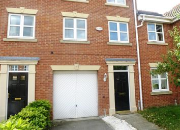 Thumbnail 3 bed property to rent in Bannister Road, Braunstone, Leicester