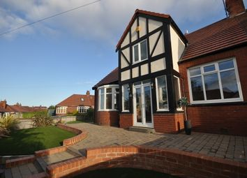 Thumbnail 3 bedroom semi-detached house for sale in Ridgeway Crescent, Sunderland