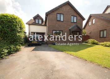 Thumbnail 4 bed detached house for sale in Carreg Wen, Bow Street