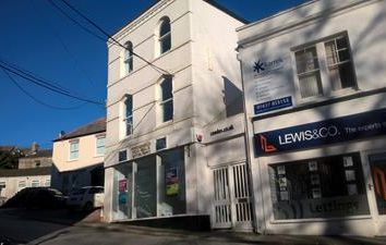 Thumbnail Office for sale in 8 Market Street, St. Austell, Cornwall